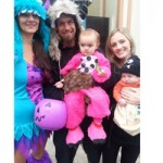 Early Halloween Fun in Grass Valley