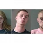 Arrests made in Lake Wildwood Burglaries