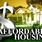 Public Meeting For Affordable Housing Project