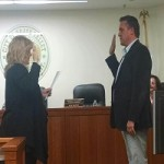 Fouyer Takes Reins as Mayor; Levine Vice-Mayor
