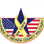 Friends of Nevada County Military Scale Back for Now