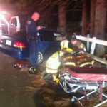 DUI Injury Accident on Dog Bar