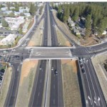 Dorsey Drive Interchange Now a Year Old