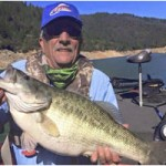 World Record Spotted Bass Caught at Bullards Bar