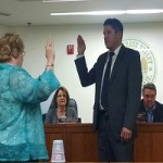 Aguilar Sworn In To Grass Valley City Council