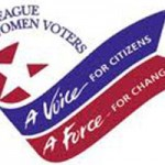 First League of Women Voters Forum Tonight