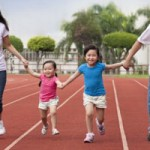 Family Resource Centers Host Family Fun and Run