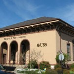 Plaque Dedication for Grass Valley Post Office Building