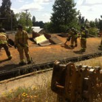 Local Fire Crews Get Training Opportunity