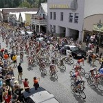 Amgen Races Through Nevada City, Grass Valley