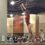 Local Gymnast Heads to Western National Championships