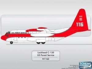 C-130-paint-design