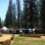 CAL FIRE Takes Over Nevada County Fairgrounds