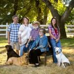 Garcia-MCDonald Family Named Fair Family of the Year