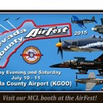 2015 Airfest Draws Crowds and Planes to Nevada County