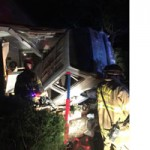 Car Into a House in Nevada City