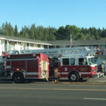 Apartment Fire Contained to Bedroom