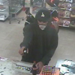 Armed Robberies Have Same Suspect After All