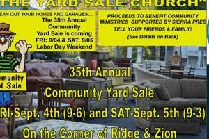 Sierra-Pres-yard-sale