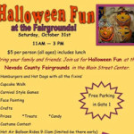 Halloween Fun At the Fairgrounds