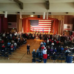 Veterans Day Celebrated at Grass Valley Veterans Hall
