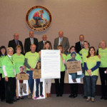 County Supervisors Support Children's Bill of Rights