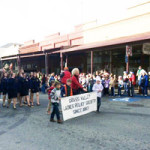 Donation Day Parade in Grass Valley Friday