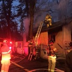 Grass Valley Family Loses All in House Fire