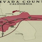 Nevada County With Minor Population Gain