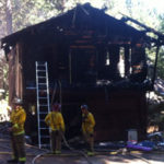 Banner Lava Cap House Fire Reported by Neighbors