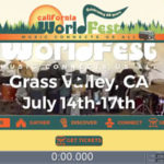 California WorldFest At the Fairgrounds July 14-17
