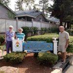 Gazebos Neighborhood Becomes FireWise Community