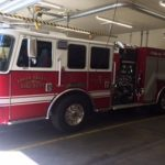 Local Strike Team Sent to Tehama County Fire