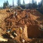 Grass Valley's Sinkhole Is Getting Bigger