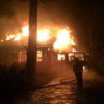 Fire Damages Penn Valley Home