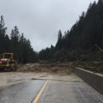 Mudslide Closes Interstate 80