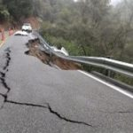 Slipouts, Trees Affecting County Roads