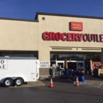 Fill the Trailer Food Drive at Grocery Outlet