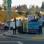 Centennial Dam Meeting Attracts Protestors