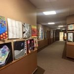 Youth Art on Display at Rood Center