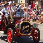 Nevada City Hosts July Fourth Parade