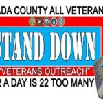 Veterans Stand Down at Nevada County Fairgrounds