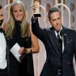 Bear River Grad Gets on Stage at Globes