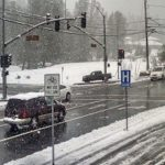 Advisory Issued; Snow For Grass Valley?