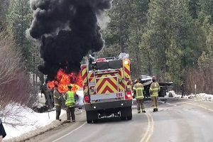 Highway 20 Won't Reopen Until Saturday - KNCOKNCO