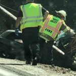 Accident Injures Grass Valley Man On Hwy 20
