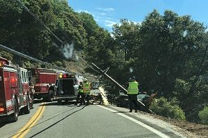 Accident Injures Grass Valley Man On Hwy 20 - KNCOKNCO