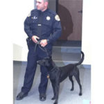 Kano Does Well At K-9 Trials