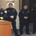 GVPD Introduces New Officers
