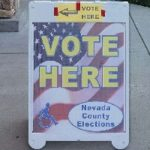 Vote Centers Starting to Open Around Nevada County